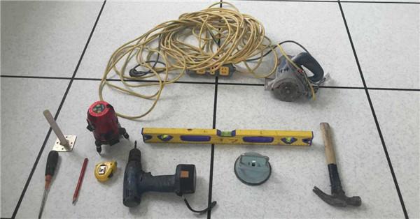 Raised Floor Installation Tools