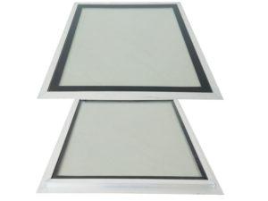 Glass Raised Floor