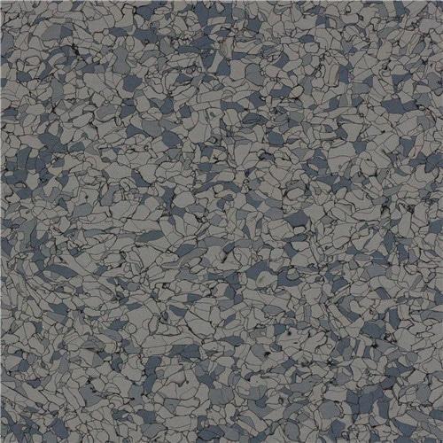 ESD Flooring XYD-8638 Floral Blue