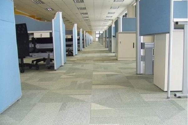 install raised flooring