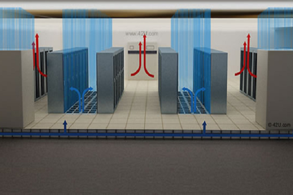 data center floor