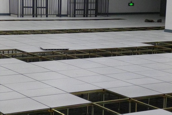 raised floor production